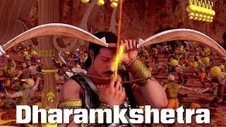 Dharamkshetra Song Video feat Kailash Kher - Mahabharat