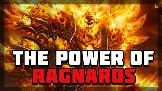 Hearthstone - THE POWER OF RAGNAROS