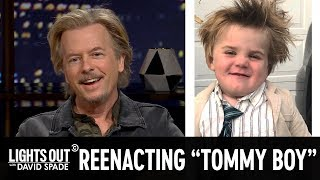 The Three-Year-Old Who Does a Perfect Chris Farley - Lights Out with David Spade