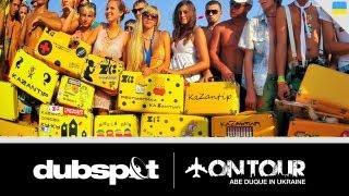 On Tour w/ Abe Duque - KaZantip Republic Electronic Dance Music Festival in Ukraine