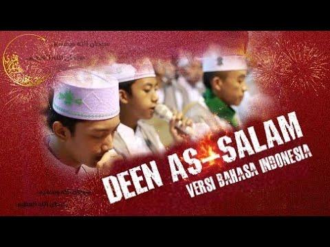 New Deen As Salam Versi Bahasa Indonesia Voc Ahkam Azmi Aban 3a Syubbanul Muslimin