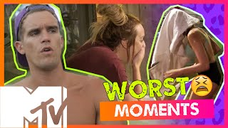 Geordie Shore Season 11 | WORST MOMENTS!! | MTV
