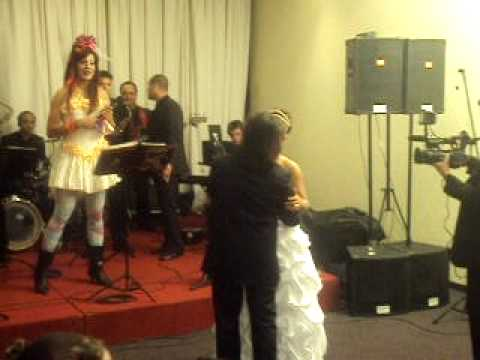 Casamento do Berg Rebelo