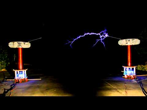 House of The Rising Sun - Musical Tesla Coils