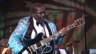 -B.B King plays Malmsteen- ...amazing rare footage !