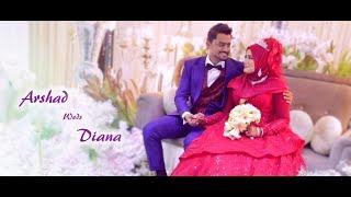 Malaysian Indian Muslim Wedding.. Arshad & Diana (Penang)..  By: MUZIB STUDIO