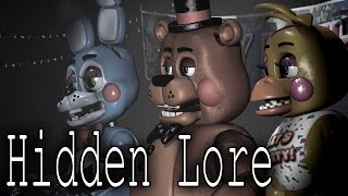 Five Nights at Freddy's 2 :: Hidden Lore (The Good Old Days)