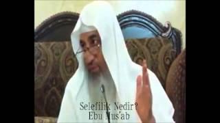 Selef, Selefi, Selefilik Nedir? Ebu Mus'ab Hoca (hafizahUllah)