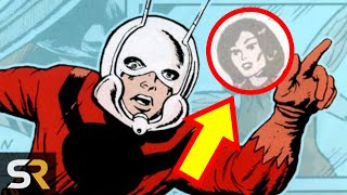 The Ant-Man Storylines Disney Wants You To Forget About