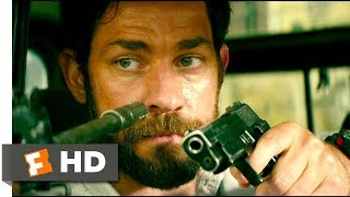 13 Hours: The Secret Soldiers of Benghazi (2016) - Welcome to Benghazi Scene (1/10)   Movieclips