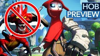 Hob - Preview: Ohne Diablo-Boost hat das Torchlight-Team ein Problem