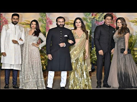 Xxx Mp4 Bollywood Couples At Sonam Kapoor Wedding Reception 3gp Sex