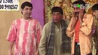 Iftikhar Thakur, Mastana and Asif Iqbal New Pakistani Stage Drama Full Comedy Clip