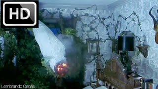Todo Mundo em Pânico 2 (8/11) Filme/Clip - O monstro de maconha fuma o shorty (2001) HD