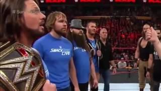 WWE Survivor Series 20 November 2016-WWE Monday Night Raw (HD)LIVE-best of wwe full matches