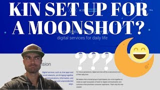 KIN SET UP FOR A 2018 MOONSHOT? | RIPPLE HOLDS STRONG