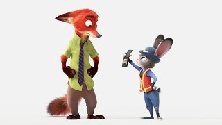 ZOOTOPIA - Official Teaser Trailer (2015) Disney Animated Movie HD