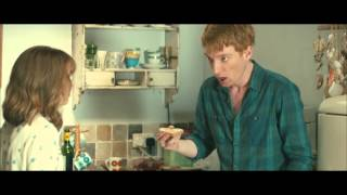 About Time clip - Tim and Mary in flat before her parents arrive