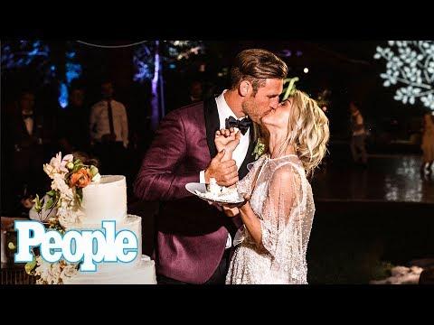Inside Julianne Hough & Brooks Laich's Elegant Idaho Wedding & Reception   People NOW   People