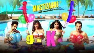 Mastizaade movie trailer