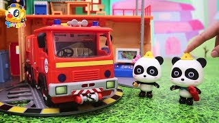 Super Panda Rescue Team, Baby Panda
