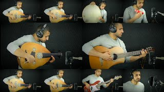 The Good, The Bad and The Ugly (Oud Cover) Ahmed Alshaiba