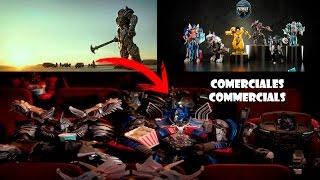 Transformers The last Knight - Foto filtrada de Megatron y Comerciales de Figuras Premier Edition