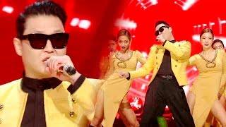 《LEGEND》 PSY(싸이) - DADDY(대디) @인기가요 Inkigayo 20151220
