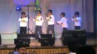 why this kolaveri di kids dance by cool boys...