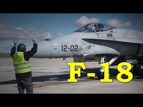 Reportaje F-18