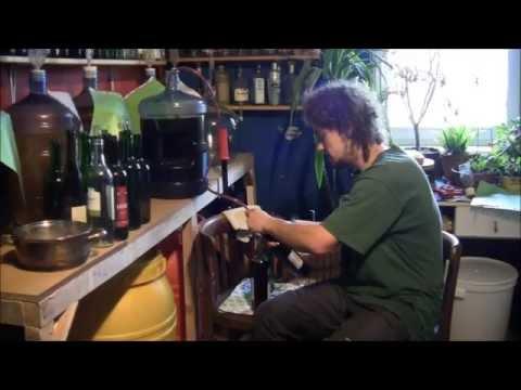 Odcinek 6 Butelkowanie Wina Domowe Winiarstwo