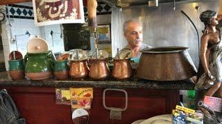 عجيب ترين و جالب ترين رستوران ايرانى در آمريكا