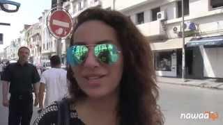 كلام شارع: التونسي و المرأة في رئاسة الجمهورية - Une Tunisienne présidente de la République