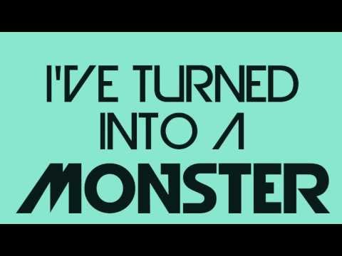 Imagine Dragons - Monster (Lyrics)