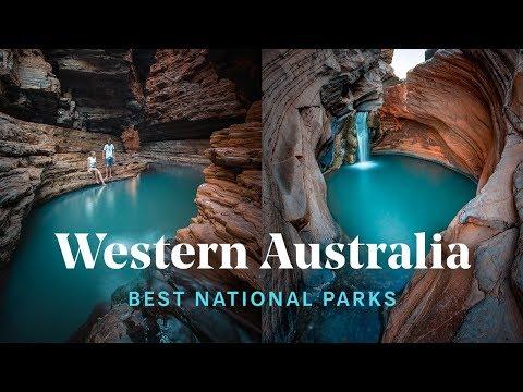 5 BEST NATIONAL PARKS IN WESTERN AUSTRALIA 🐨 Wildlife & Outdoor Lovers