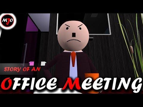 Xxx Mp4 MAKE JOKE OF MJO STORY OF AN OFFICE MEETING 3gp Sex