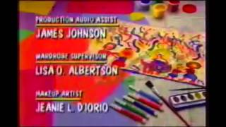 Barney End Credits (Barney's Magical Musical Adventure's version)