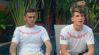 (ITA) Interview: 2 ragazzi giovani ci parlano della loro esperienza