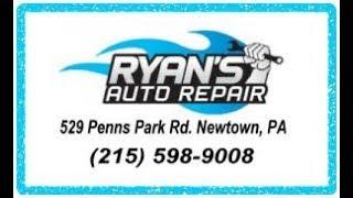 Auto Maintenance Newtown PA 215-598-9008 Auto Maintenance Newtown PA