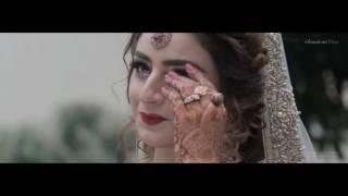 Sidra & Ali Cinematic Highlight Lahore Pakistan