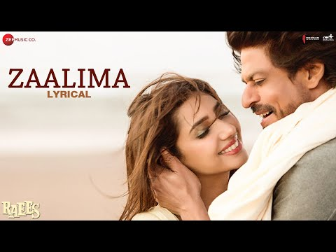 Xxx Mp4 Zaalima Lyrical Raees Shah Rukh Khan Mahira Khan Arijit Singh Harshdeep Kaur JAM8 3gp Sex