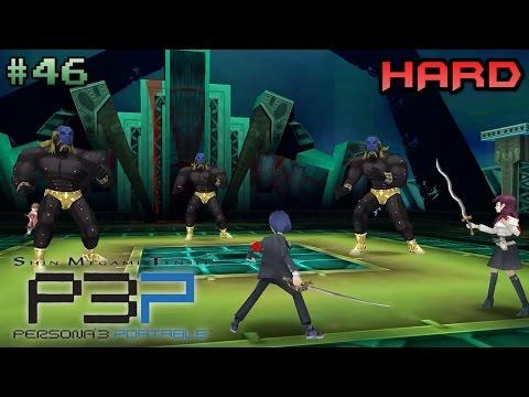 Hoganowe Trojaczki | Persona 3 Portable [HARD] #46