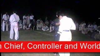 Pakistan Shinkyokushin Karate Second Fight Muhammad Asif jan.