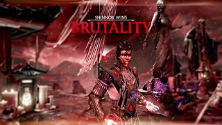 Mortal Kombat X Online Matches: Getting My A$$ Whooped 2 - Took My Face