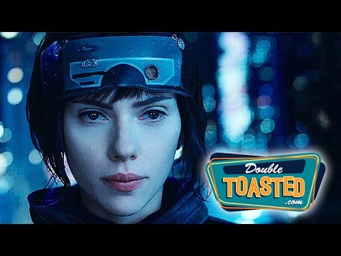 Xxx Mp4 GHOST IN THE SHELL 2017 MOVIE REVIEW Double Toasted Review 3gp Sex