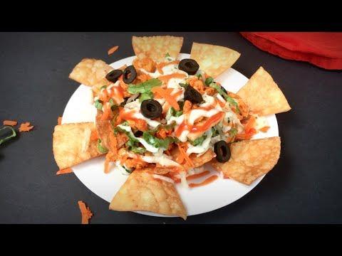বাংলাদেশি নাচোস্ / নাচোজ    Bangladeshi Nachos Recipe    Nachos Recipe Bangali Style