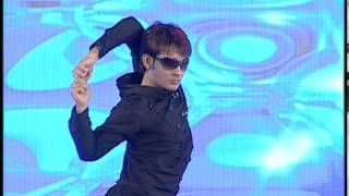 Locking & Poping Dance By Harihar Dash | Showcase Odisha Awards