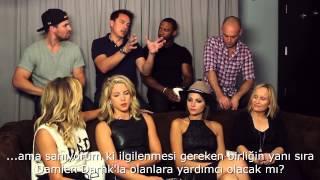Arrow Cast Interview at Comic-Con 2015 - TVLine (TR Altyazılı)