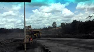 Jalan-jalan ke tambang pt sis site BIMO