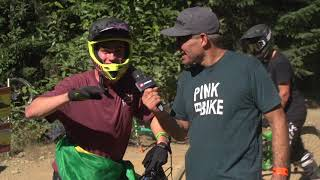 2017 Crankworx Whistler Highglights - Whip-Off World Champs presented by Spank